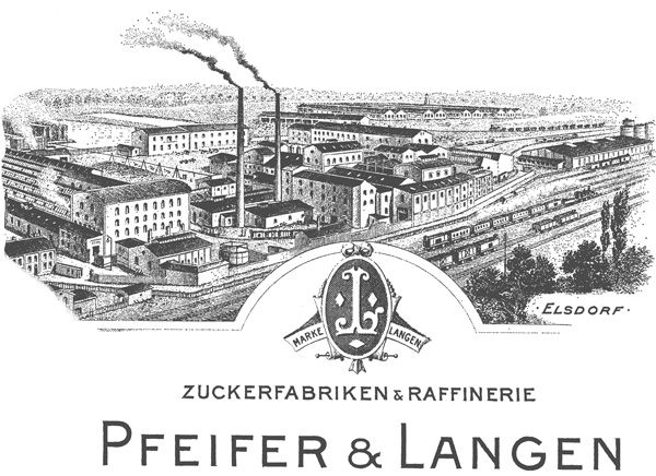 150 Years of Pfeifer & Langen