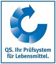 QS-Prüfzeichen für Lebensmittel