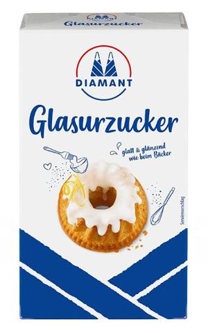 Glasurzucker für Glasuren wie vom Bäcker